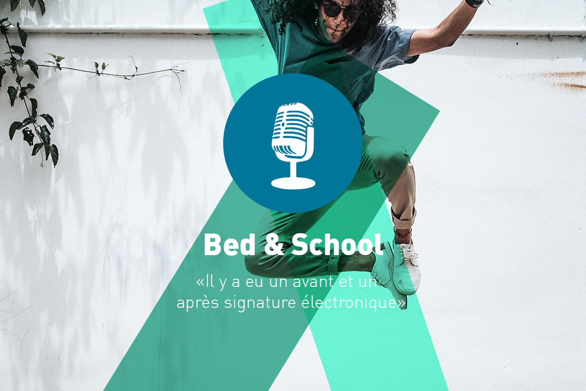 Bed & School signature électronique Inovera
